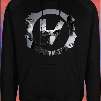 twenty one pilots logo migraine hoodie from. Black Bedroom Furniture Sets. Home Design Ideas