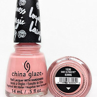 China Glaze Nail Polish 83995 Sweet As Pinkie Pie 0.5 oz