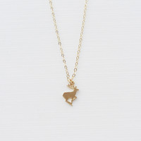 My Dear, Friend Necklace - Christine Elizabeth Jewelry
