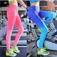 Leggings For Female Women Clothing Sports Slim Pants Legging Workout Sport Fitness Girls Bodybuilding And Running Gym Clothes