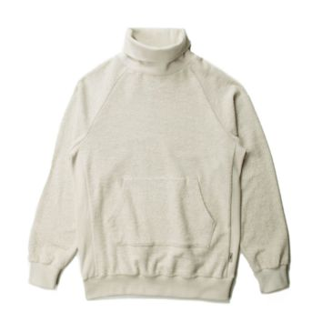 Publish Behan Knitted Turtle Neck In Heather