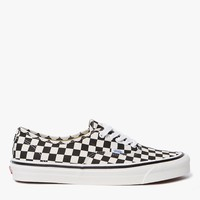 Vans / UA Authentic 44 DX in Black/Check