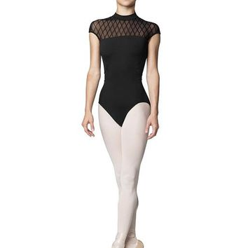 Zip Back Cap Sleeve Women's Leotard L9922 by Bloch
