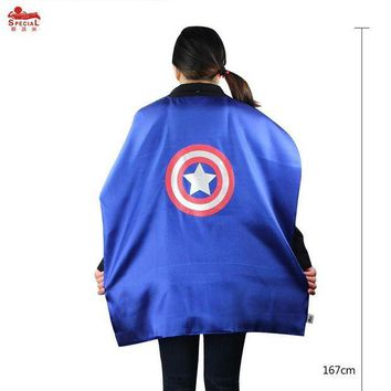 ac PEAPO2Q 110*70 cm Special woman superhero costume cape mask cosplay birthday party decoration themed carnival party cosplay