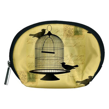Victorian Birdcage Accessory Pouch (Medium)