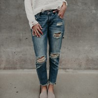 Eugene Boyfriend Denim
