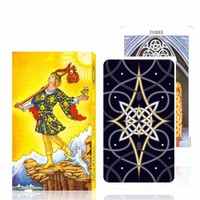 English Rider Tarot Deck Most Popular Beginner's Deck