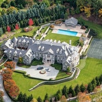 New Jersey, The Stone Mansion | The Billionaire Shop