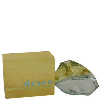 Deseo By Jennifer Lopez Eau De Parfum Spray 3.4 Oz