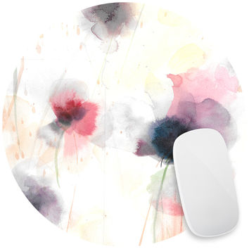 Floral Study Eighteen Mouse Pad Decal