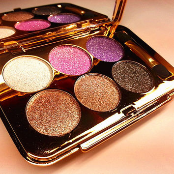 Professional Stylish 6 Colors Eye Shadow