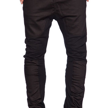 Publish Zak Pant in Black