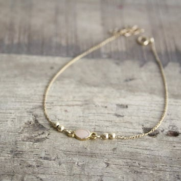 dainty sun to gold and sunshine layering escape anklet pin