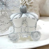 YESSTYLE: MML- 'Carriage' Candle (White One Size) - Free International Shipping on orders over $150