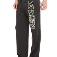 Marvel X Men Logo Guys Pajama Pants
