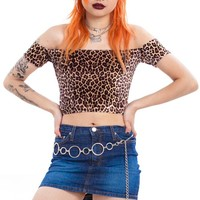 Vintage Y2K Stretch Denim Mini Skirt - S