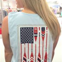 Jadelynn Brooke USA Happy Americana Tank
