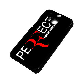 ROGER FEDERER 1 HTC One M8 Case Cover