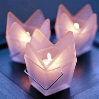 ACHICA | Design Ideas Chinese Takeout Candleholders