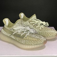 """Adidas Yeezy Boost 350 V2 boost """"ANTLRF"""" Sneakers Running Sport Shoes Static Refective Shoes"""