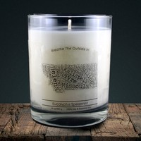 Montana | 100% soy wax & essential oil candle | Classic Tumbler | 14oz.