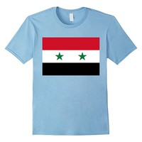 Authentic Flag Of Syria T-Shirt