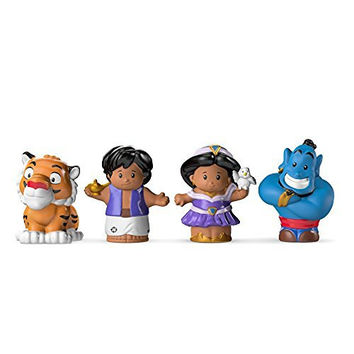 Fisher-Price Disney Princess Jasmine & Friends Buddy Pack by Little People
