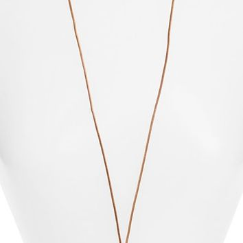 Tory Burch Flower Bud Pendant Necklace | Nordstrom