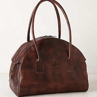 Battuta Leather Weekender