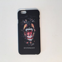 Givenchy Dog iPhone case