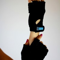 oGorgeous Gym Boutique - BEAST MODE Workout Weightlifting Gloves