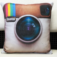 Instagram Icon - Cushion / Pillow