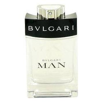Bvlgari Man Eau De Toilette Spray (Tester) By Bvlgari