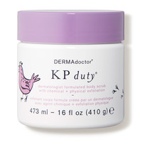 DERMAdoctor KP Duty Dermatologist Formulated Body Scrub with Chemical + Physical Exfoliation - Dermstore