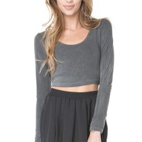 Brandy ♥ Melville |  Camille Top - Tops - Clothing