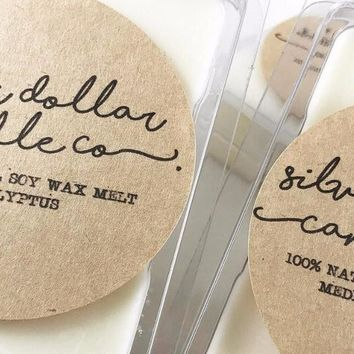 Cucumber Melon Wax Melt - 3oz Clamshell