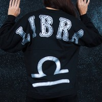 Libra - Astrology Collection - Light Weight Spirit Jersey® with Ribbed Hem