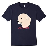 Angery Doggo Meme Shirt - Angry Dog T-shirt