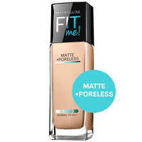Maybelline - Fit Me Matte Poreless Foundation