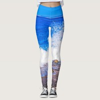 The beach leggins leggings