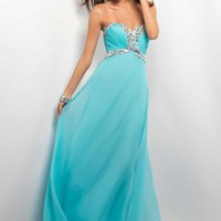 Blush 9516 at Prom Dress Shop