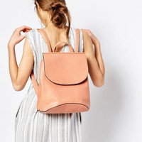 ASOS | ASOS Clean Curved Backpack at ASOS