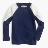 Boys' colorblock rash guard : Boy rash guards | J.Crew