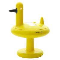 Alessi Yellow Kitchen Duck Timer