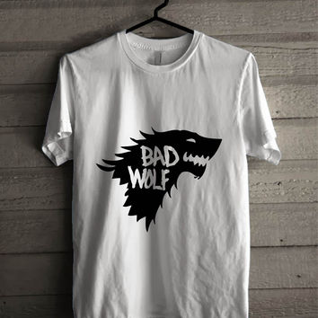 0bf2055ab Game Of Thrones Bad Wolf Redbubble Shirt For Man And Woman Shirt