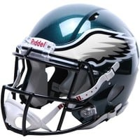Riddell Philadelphia Eagles Revolution Speed Full-Size Authentic Football Helmet