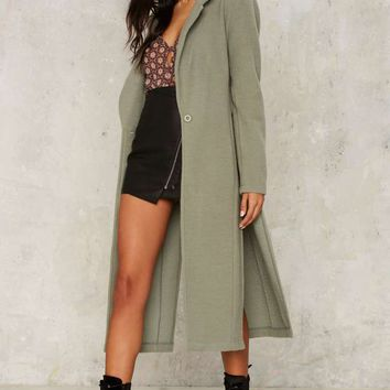 Lavish Alice Lombard Split Coat