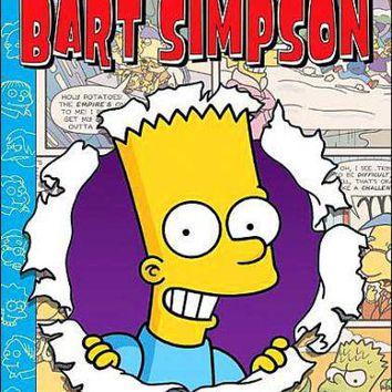 Used Simpsons: Big Bratty Book of Bart Simpson