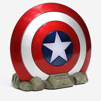 Marvel Captain America Shield Bluetooth Speaker