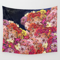 Exuberance Wall Tapestry by anipani